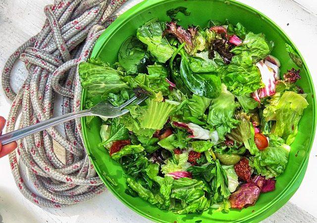 Zielone warzywa – zdrowie ma kolor zielony